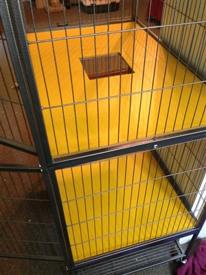 Feisty Ferret Floor Conversion Kit