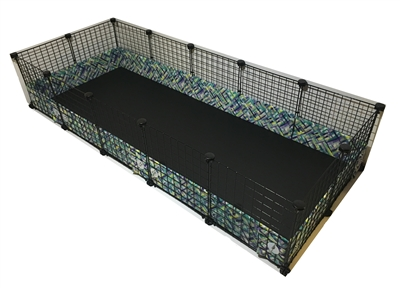 GUINEA PIG and HEDGEHOG CAGEGUARD STYLE CAGE HOME modified ...